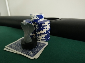 Cobra Poker Card Capper