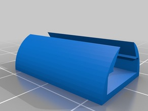 WS2811 RGB strip clip