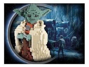 Lego Yoda Set 7194-1