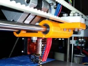 Low Profile LM8UU X Carriage (Makergear)