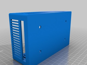 Rumba Case with 80mm fan and vents