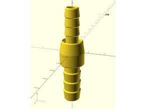 Parametric Hose Coupler