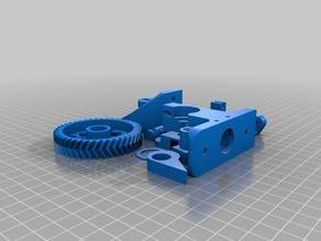ExtrudrPlate - Printrbot Extruder Tray ( v1.7 )