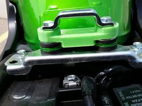 Seat Riser Block - Kawasaki Versys