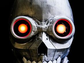 Deathgun Mask - Eye Diffuser Things