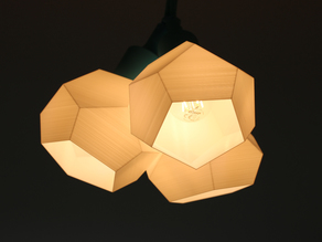 Customizable Lamp Shade