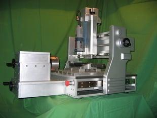 Fresa - CNC 3D