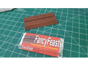 Fancy Feast bar