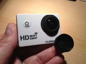 Turnigy Action Camera HD Lens Cover