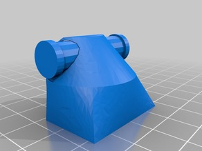 Adjustable Cooling Nozzle for PLA or ABS/PETG- WIP
