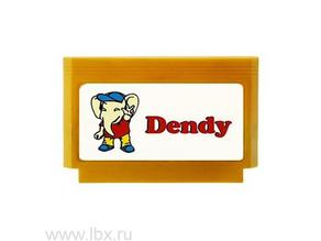 Dendy/Famicom/Famiclone Cartridge 60pin