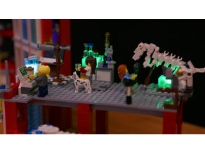 Lego LED Brick