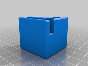 My Customized : ultimaker foot (hence, feet also)