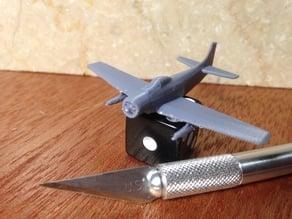 AD-6 Skyraider for microarmor
