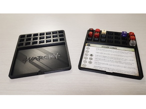 Warcry Dice Tray