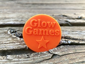 Glow Games Coin