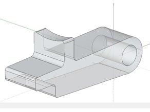 Ares Striker S1 Concave hop-up arm mod