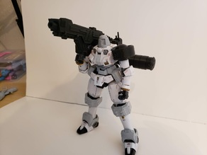 Gundam MG 1/100 Leo Space type conversion kit