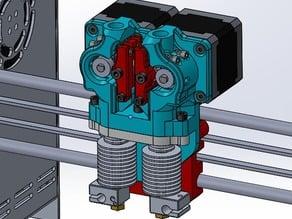 Prusa I3 Dual Extruder