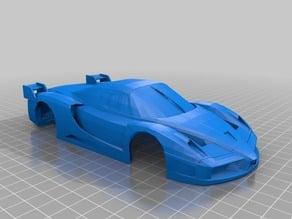 Ferrari FXX for MiniZ with Lights.