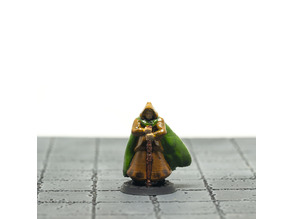 Milo Movak - Halfling Druid