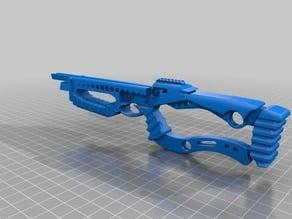 crossbow stock