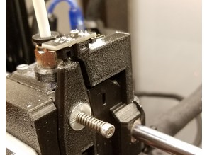 MMU2S IR Sensor Arm for BMG + Bear X Axis