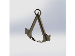 Assassins Creed Pendant
