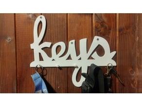 Keys hanger