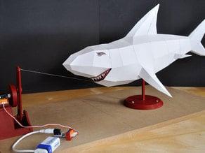 LittleBits Swimming Shark