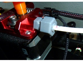 CR-10 Extruder Coupling