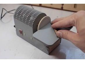 Mini disc sander