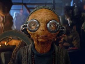 Star Wars : Maz Bust Decimated