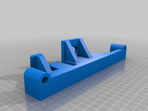 anet a8 frame brace back y axis