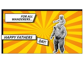 A Belated Father's Day