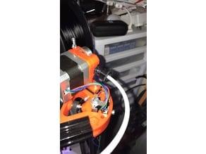 PC4-M5 Bowden Coupler (FLSUN Extruder)