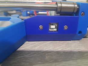 cache court USB pour DE200