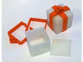 Openable Present Box