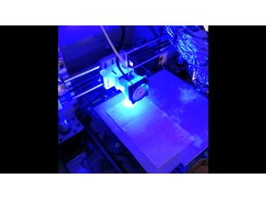 Prusa i3 JTech Laser Mount