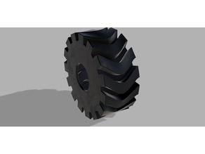 RC Mud Tire