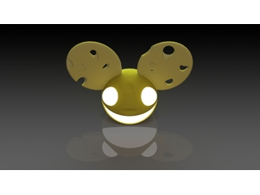 deadmau5 cheese head (7 piece assembly)