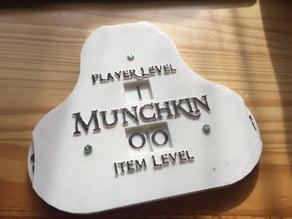 Munchkin Level Counter