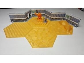 Hex Flooring Tiles