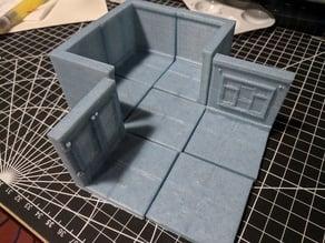 Modern Miniature Office Tiles