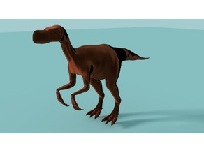 Chirostenotes Dinosaur