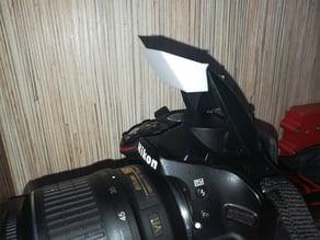 Simple diffuser for Nikon