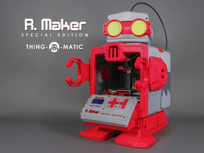 R. Maker Special Edition - MakerBot Thing-O-Matic