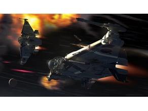 Star Citizen Misc Reliant Tana - Skirmisher