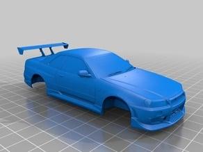 2 Fast 2 Furious | Brian's Skyline GTR