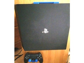 Playstation PS4 Pro Wall Mount